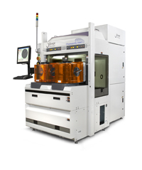 ChemetriQ 5000 patterned wafer work-function metrology tool. (Source: Qcept Technologies)