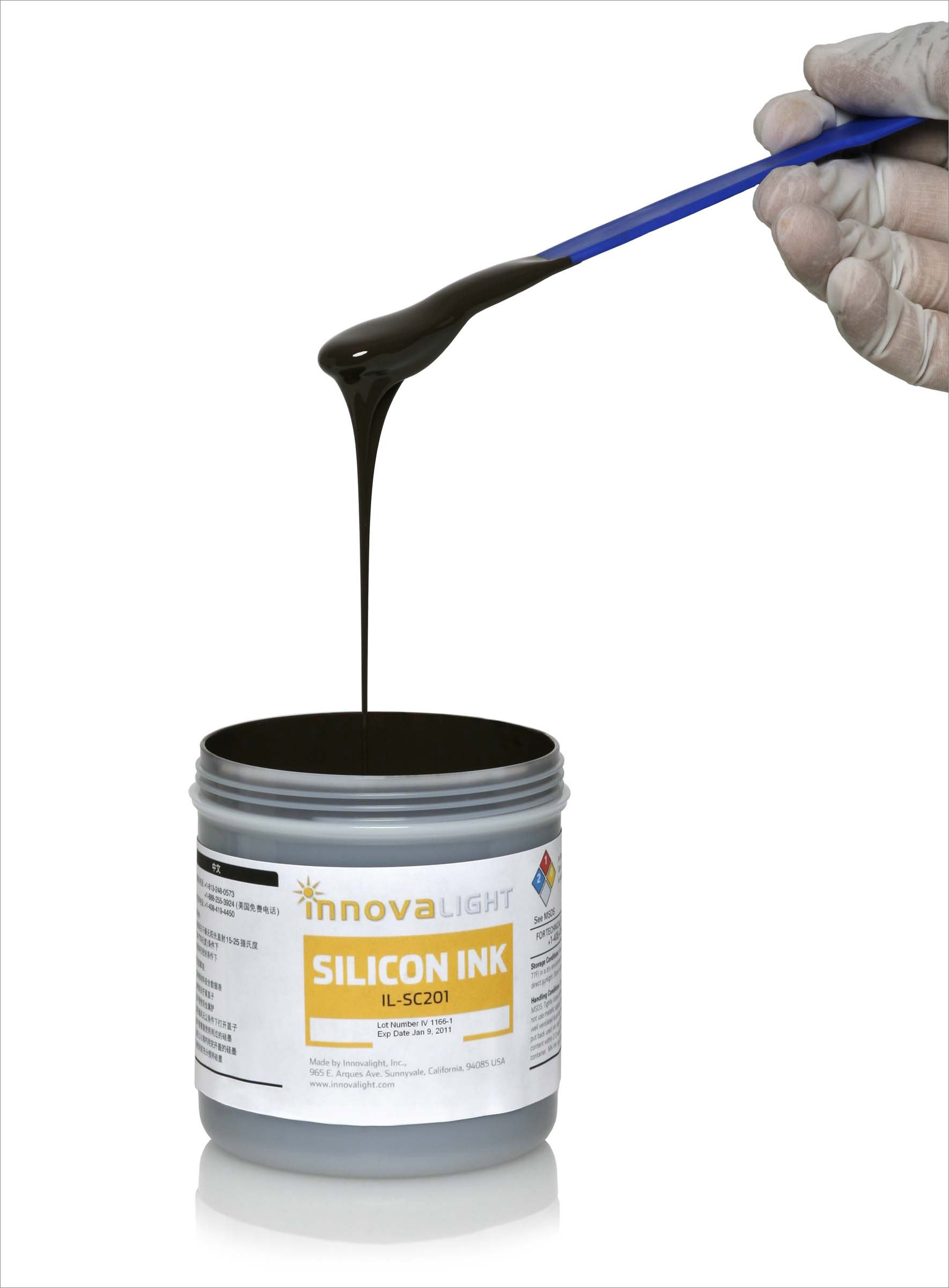 Doped-silicon inks from DuPont Innovalight enable the production of selective emitter solar cells with the addition of a single screen printing step.